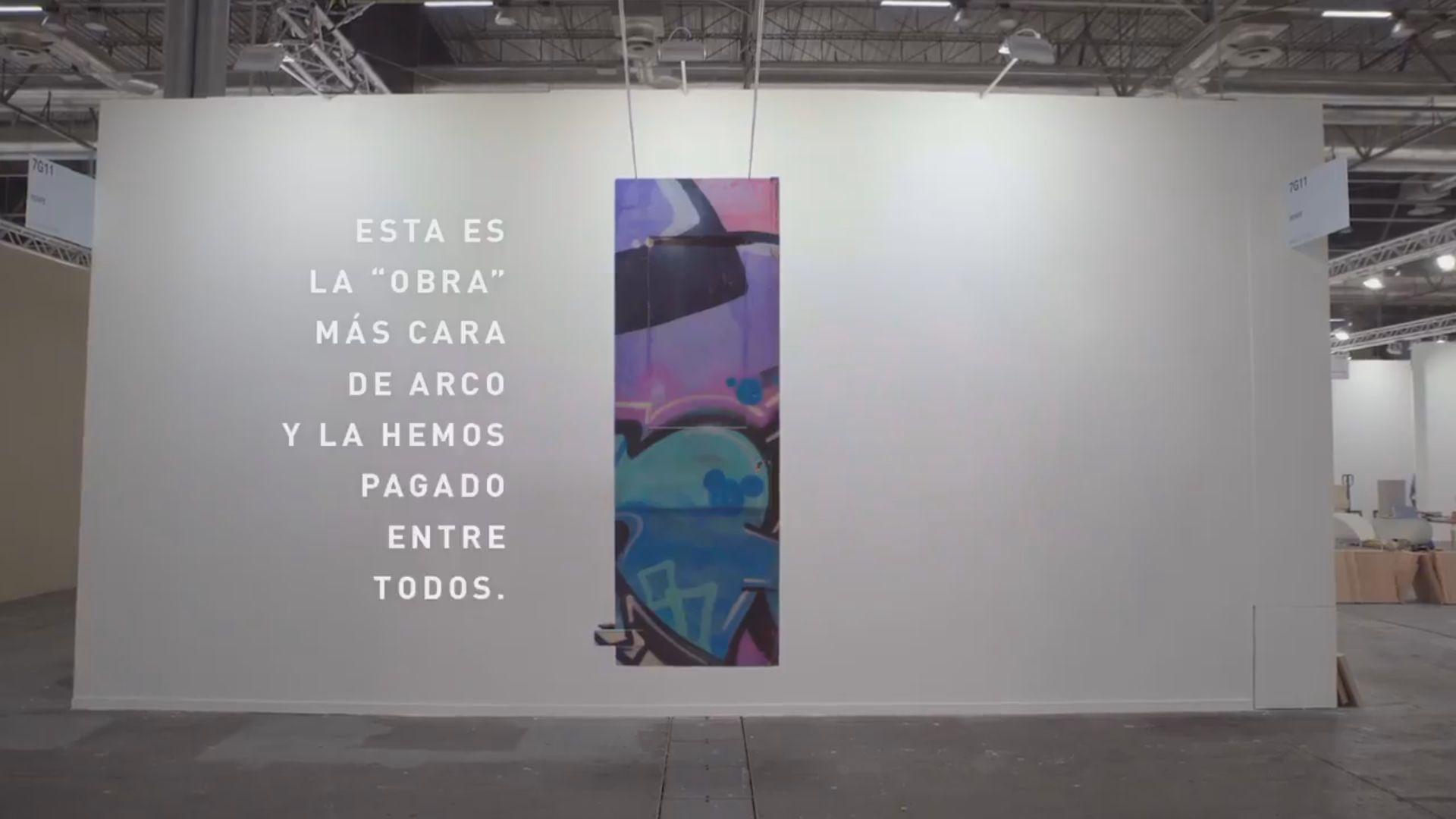 Así es el vídeo con el que Renfe denuncia el coste de las pintadas en sus trenes.El loco cambio del tiempo en Asturias en un solo año
