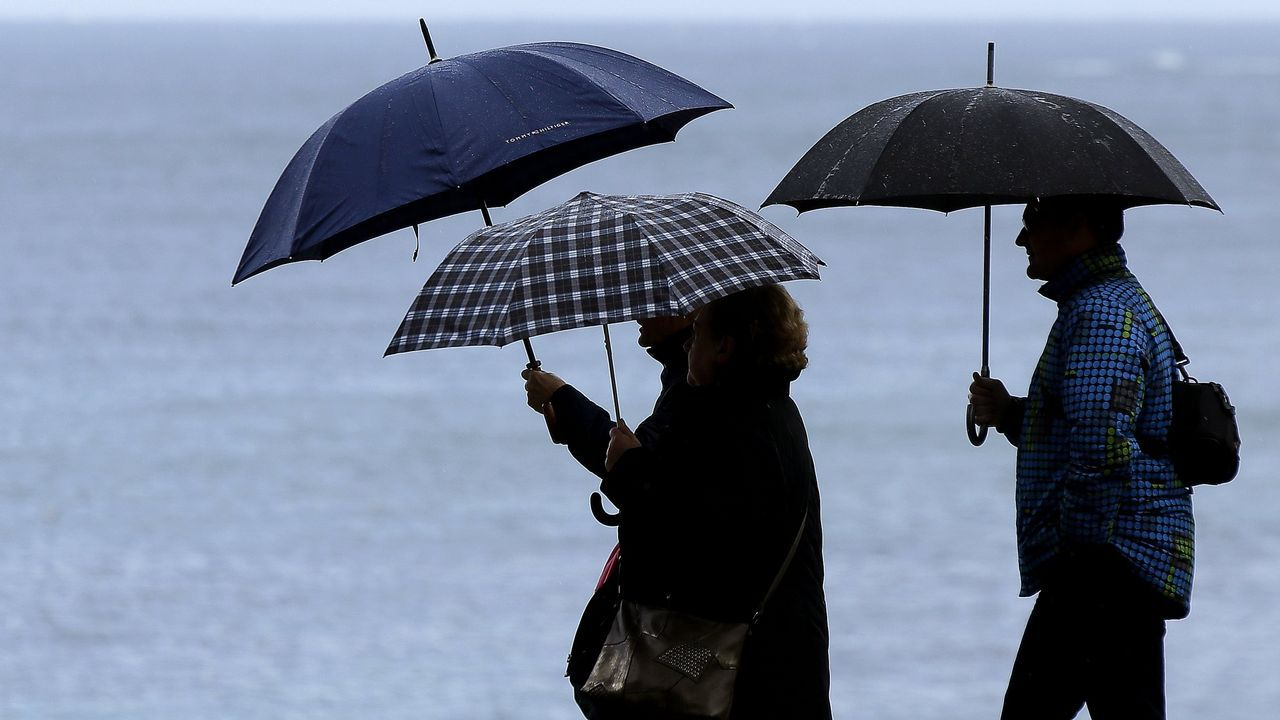 El huracán Óscar afectará a Galicia como borrasca