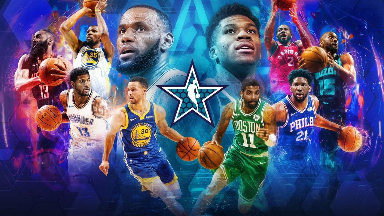 Suplentes del All Star 2019 de la NBA