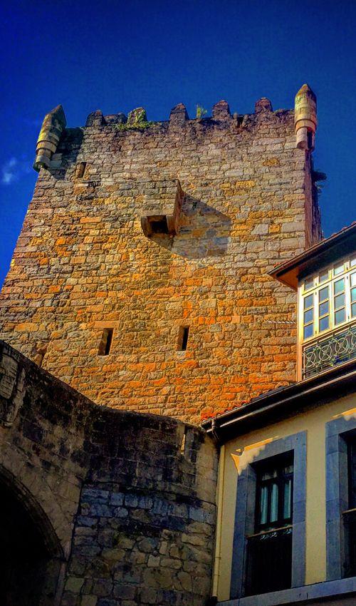 Torre medieval de Salas