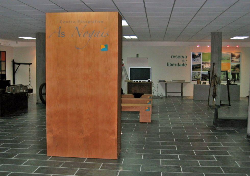 El PSOE denuncia que el museo etnográfico ha sido desmantelado.