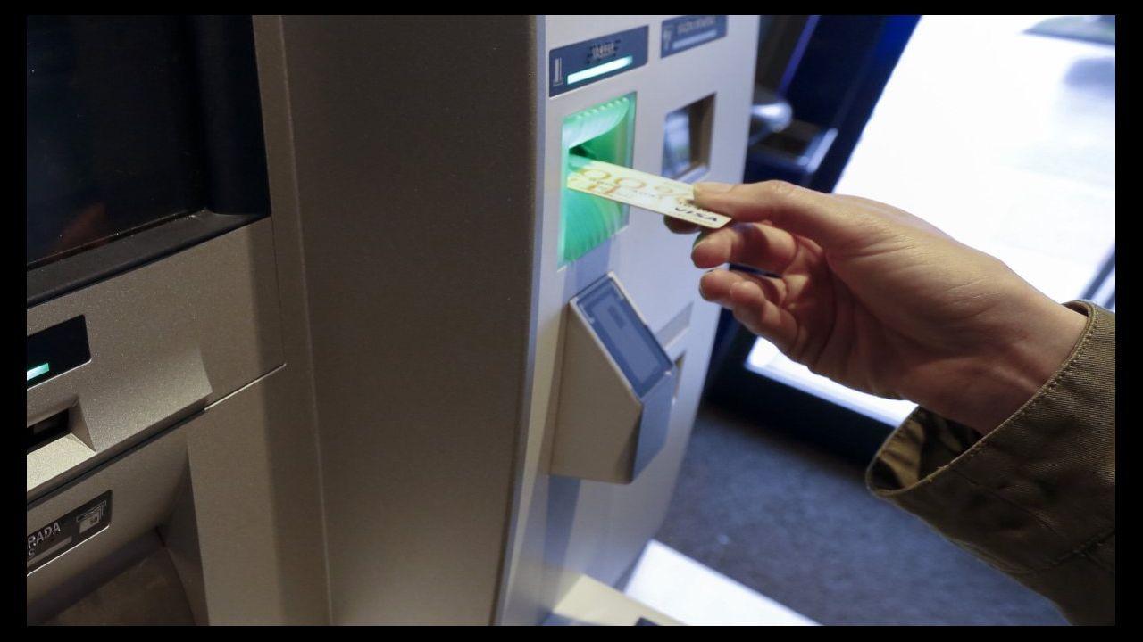 .tarjeta bancaria