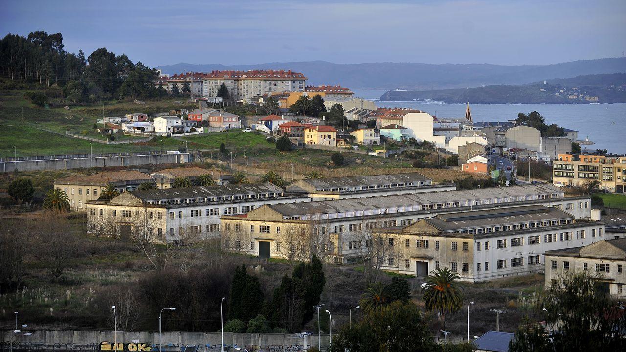 Galicia, a las puertas de la era de la robotización.Coche eléctrico