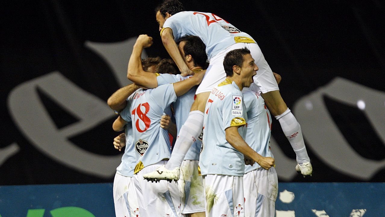 52 - Celta-Alcorcón (3-0) el9 de octubre del 2010