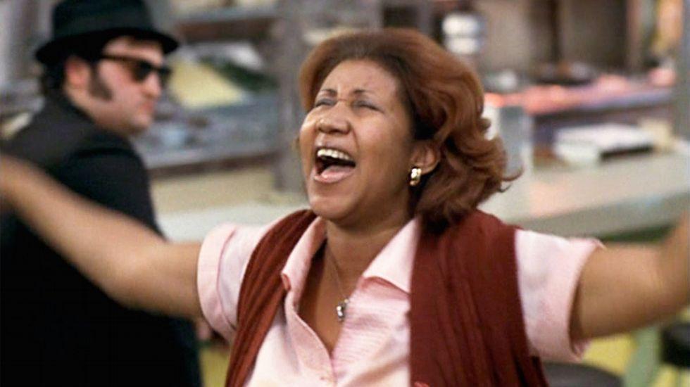 «Tu cara me suena»: Lucía Gil imita a Whitney Houston