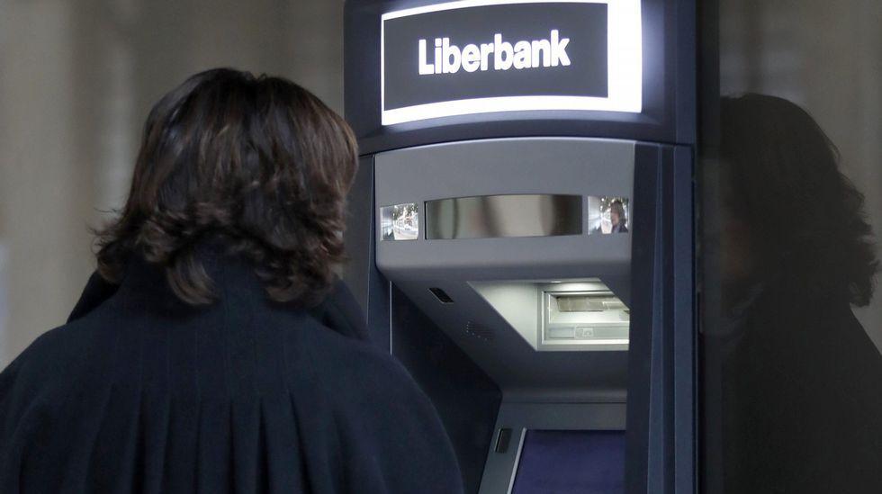 Todos los bancos de tu empresa en un mismo sitio.Un cajero de Liberbank