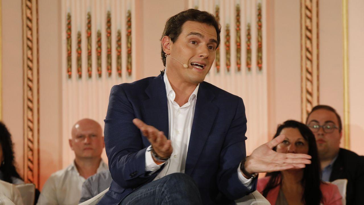 Rivera acepta «todos los debates que quieran, donde quieran»