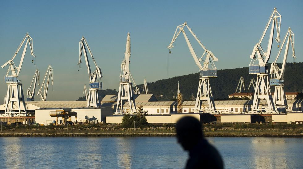 LA construcción de las corbetas se repartirá entre el astillero ferrolano y el de San Fernando (Cádiz).