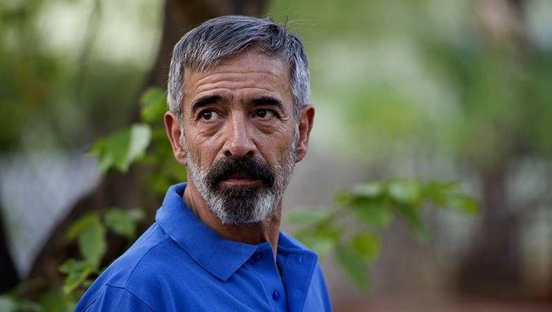 Bob Hoskins, una vida de cine.Imanol Arias encarna a Vicente Ferrer en el telefilme de TVE