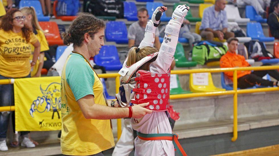 .Campeonato de Taekwondo