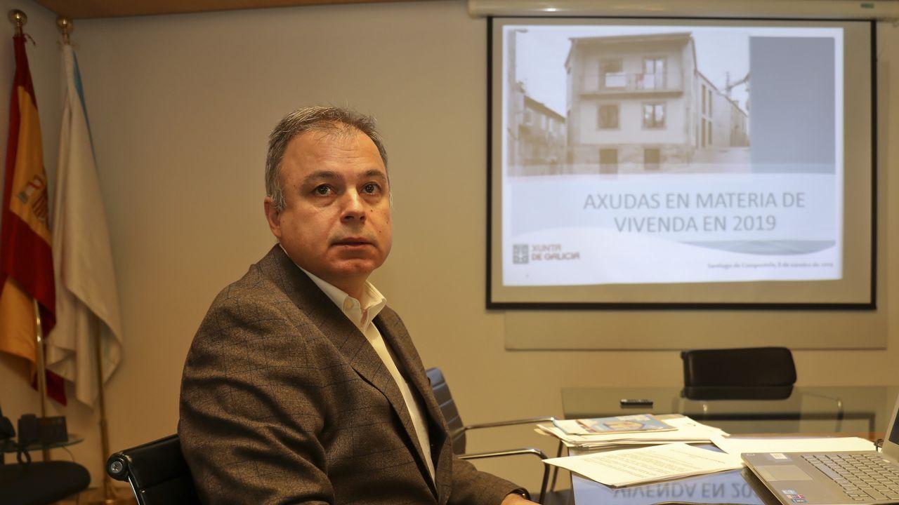 El director del Instituto Galego de Vivenda e Solo espera que las sanciones sean un elemento disuasorio