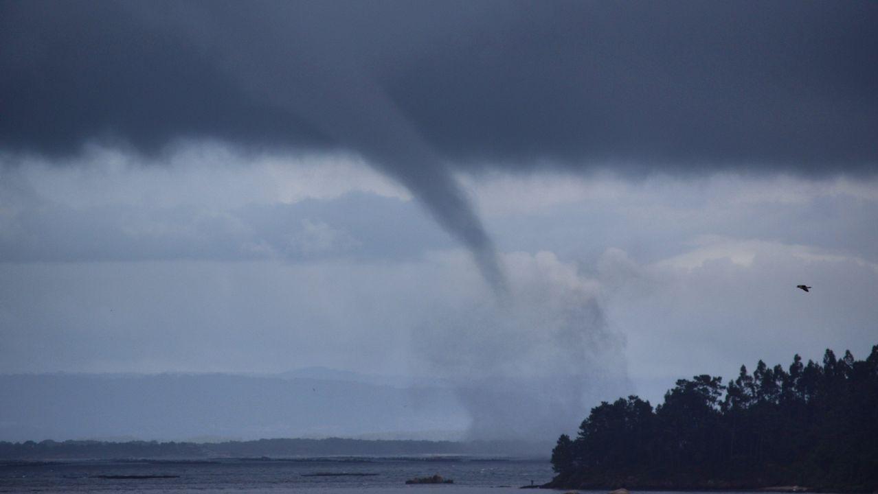 Insólito, más tornados en Galicia que en Kansas.El observatorio de Izaña registra la evolución del CO2 desde 1984