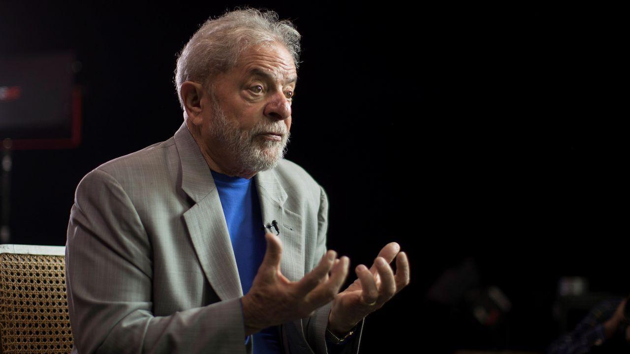 Xantar homenajeó a Pérez Canal.Luiz Inácio Lula da Silva cumple condena por otro caso de corrupción
