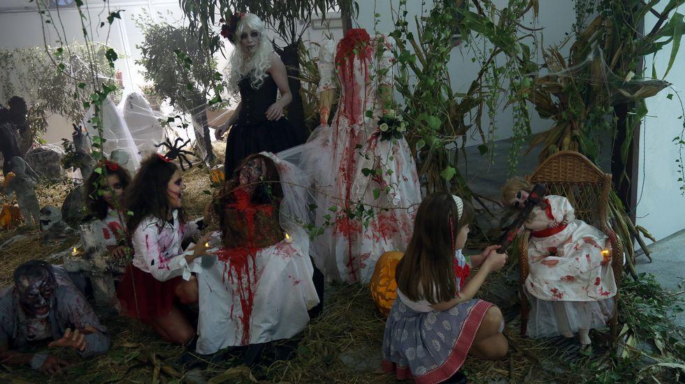 La asociación Alfaia celebra el Samaín