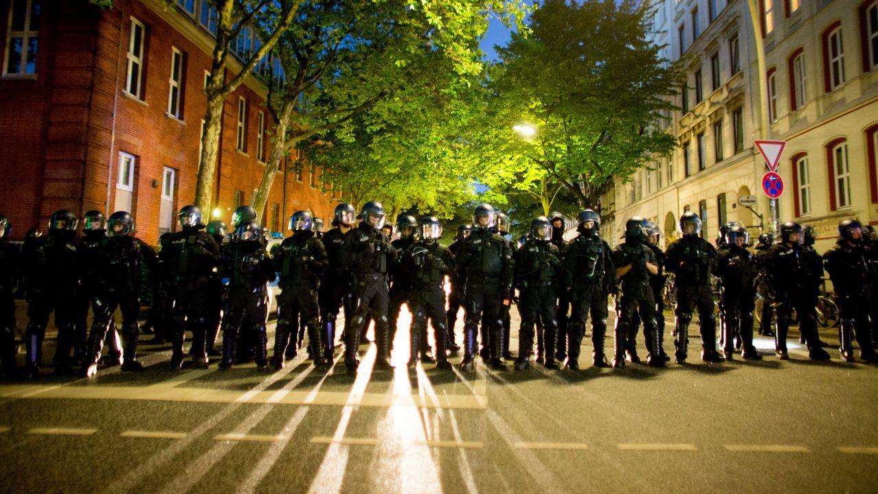 Las protestas de la cumbre del G-20.Pleno del Parlamento Europeo en octubre