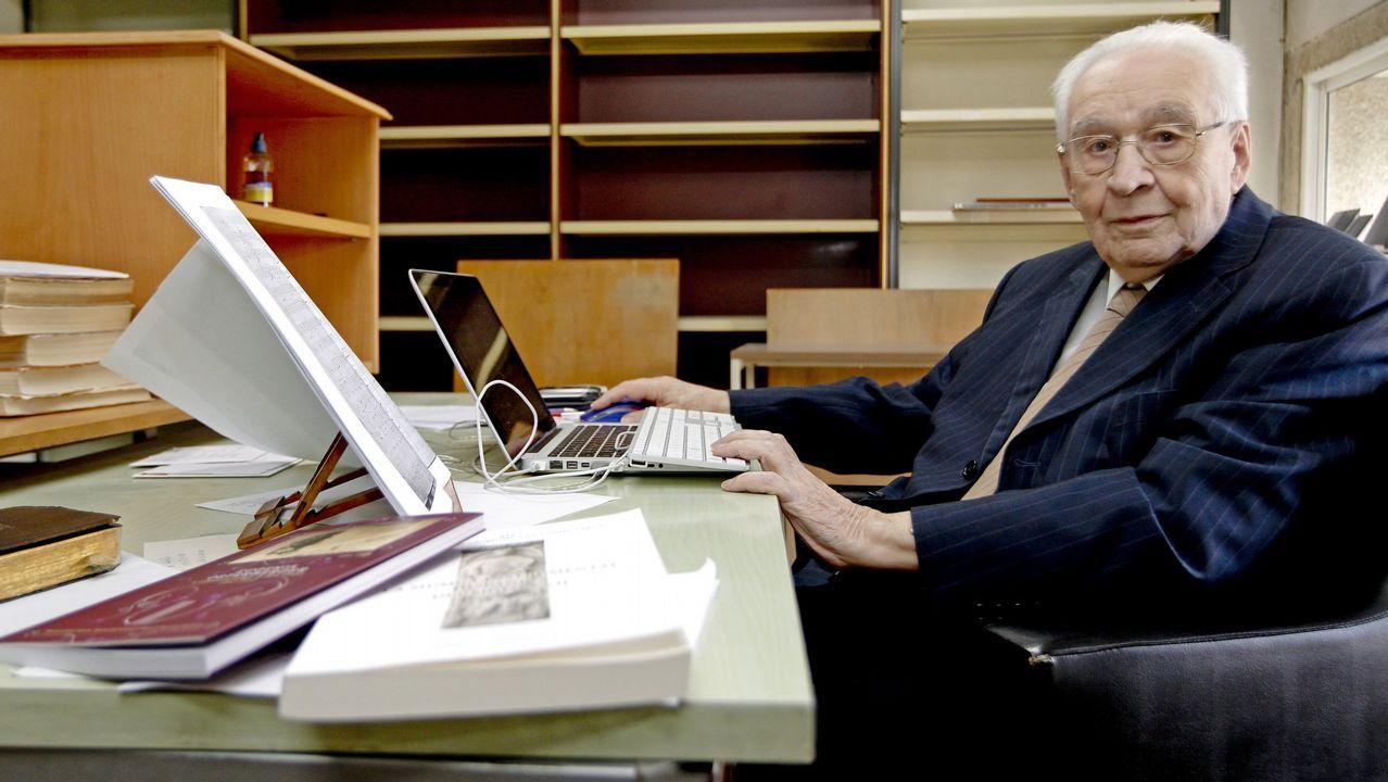 Duarte fue jefe del Greco en Galicia durante once años