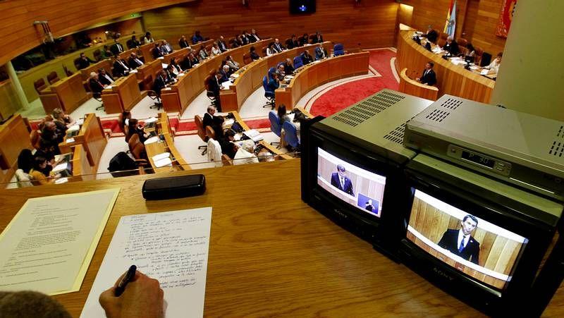 Las imágenes del Debate del Estado de la autonomía