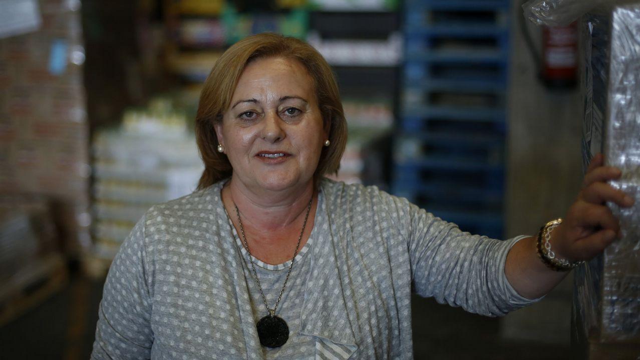 La primera tonelada de arándanos gallegos ya está en el mercado