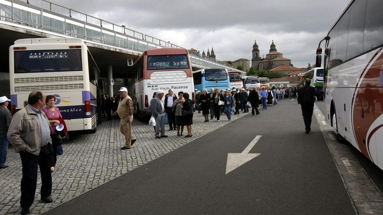 «Compostela, un ano de Voz», ya está en el Obradoiro