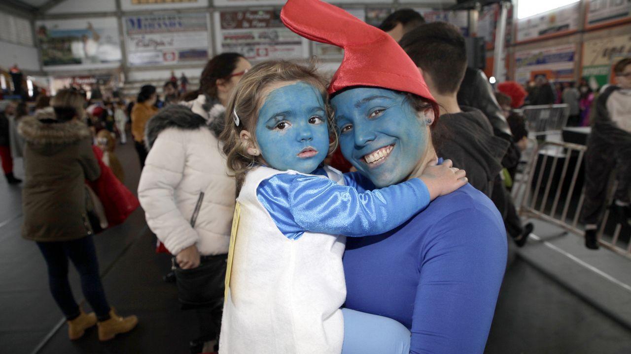 ¡No te pierdas nuestras imágenes del lunes de carnaval!.