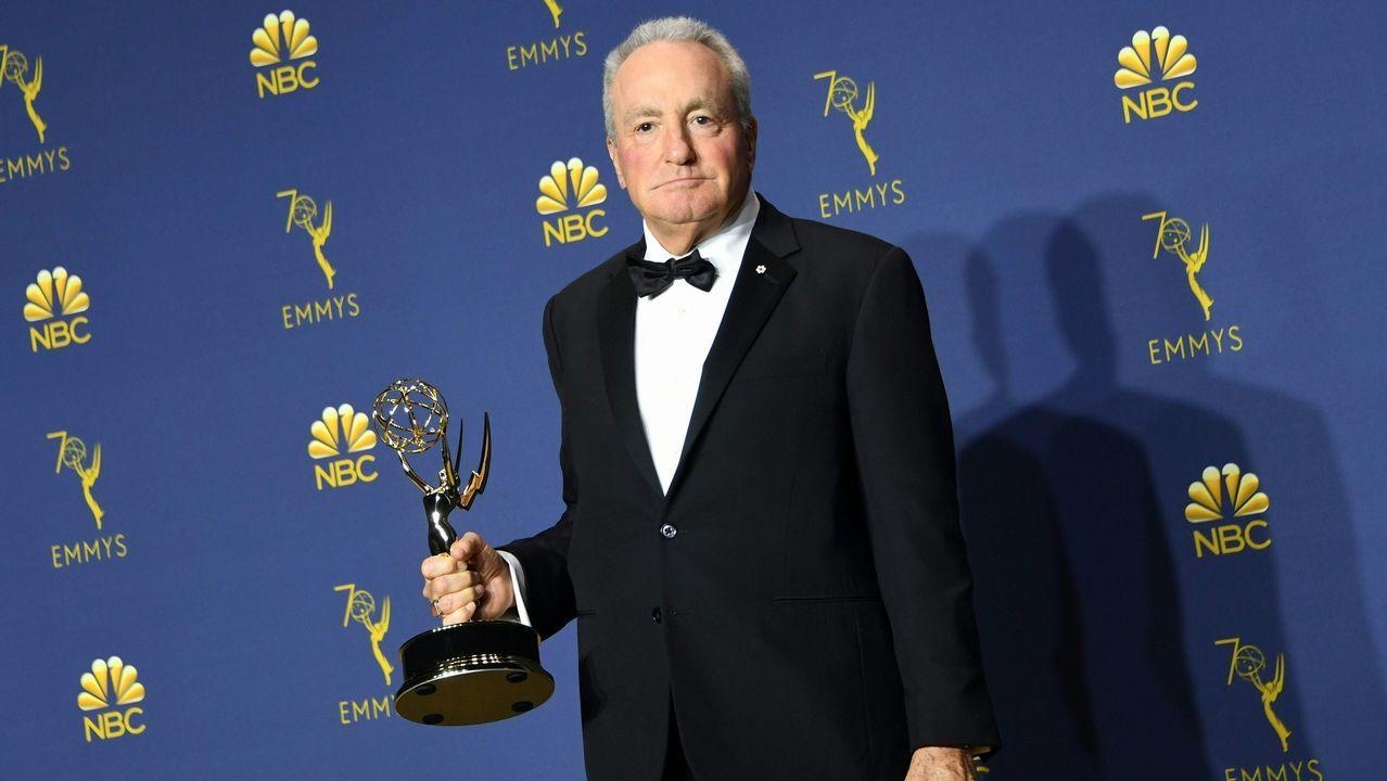 Emmy 2018: Lorne Michaels