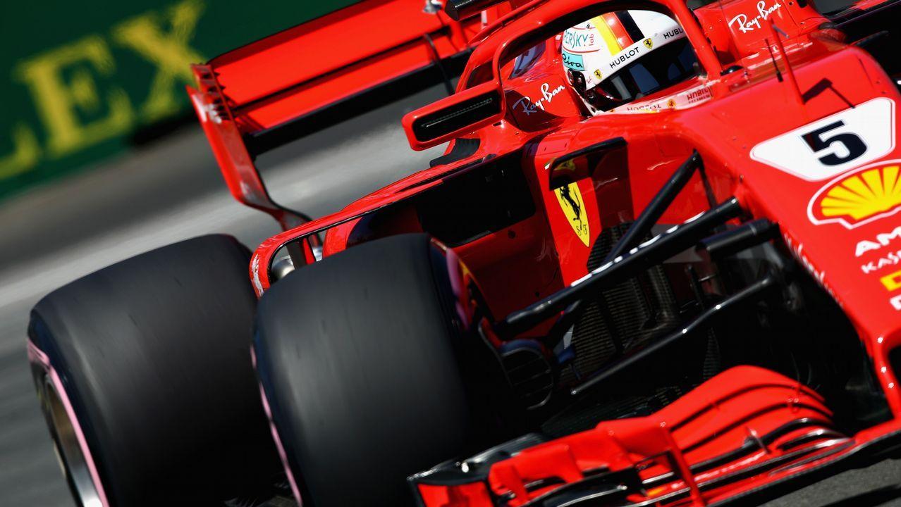 Alonso y Gené durante la etapa del piloto asturiano en Ferrari, en 2011