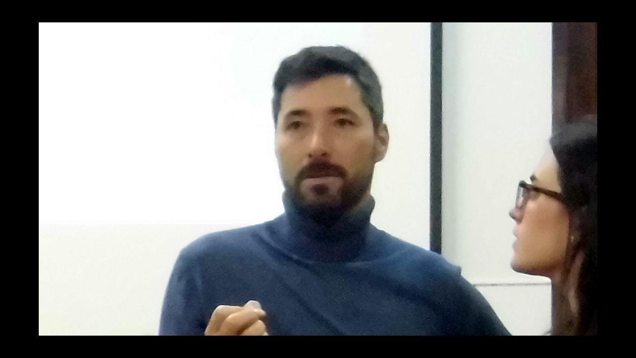 Pelayo Díaz en la portada de Interviú