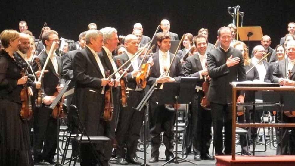 .Un concierto de la OSPA