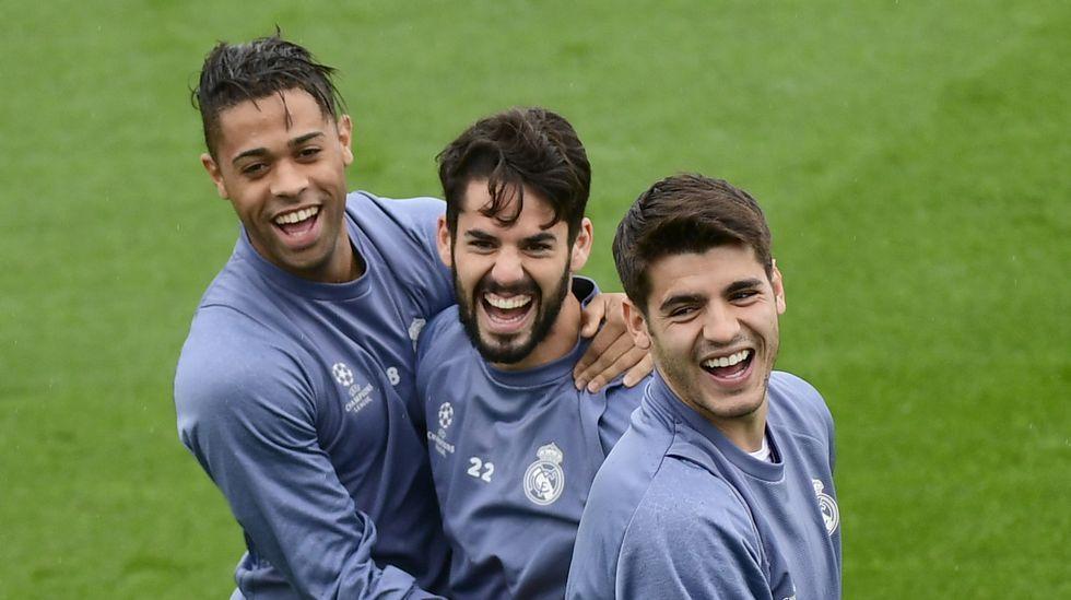 El clásico Barcelona-Real Madrid, en fotos