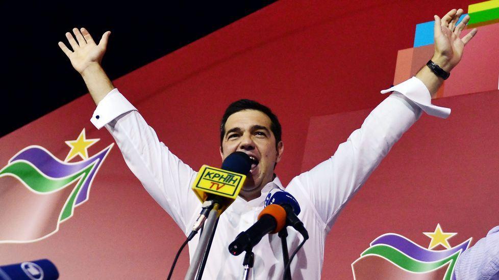 Nueva jornada negra en aguas del Egeo.Alexis Tsipras toma posesión como primer ministro.