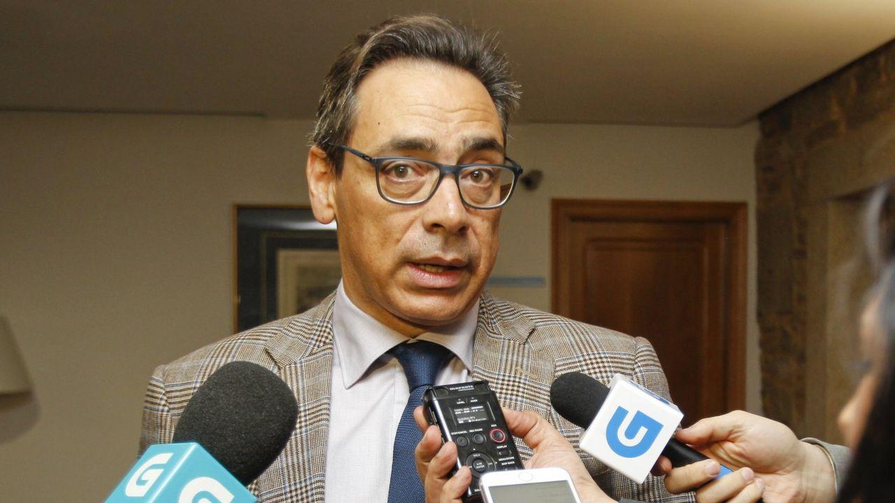 .Antón Arias, último presidente, dimitió el pasado mes de enero