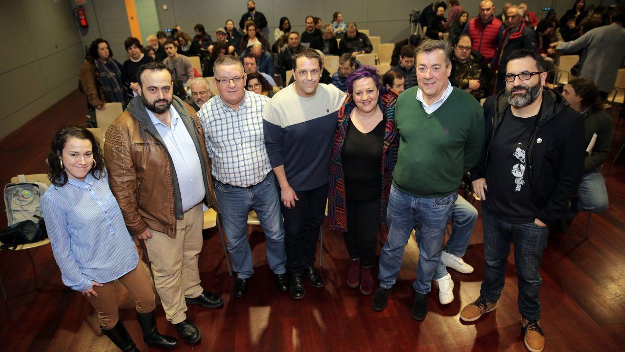 Las imágenes del partido entre el Cortegada y el Osés Ardoi