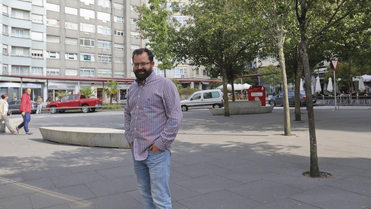 Álvaro Rengifo, presidente de la Fundación AMREF España