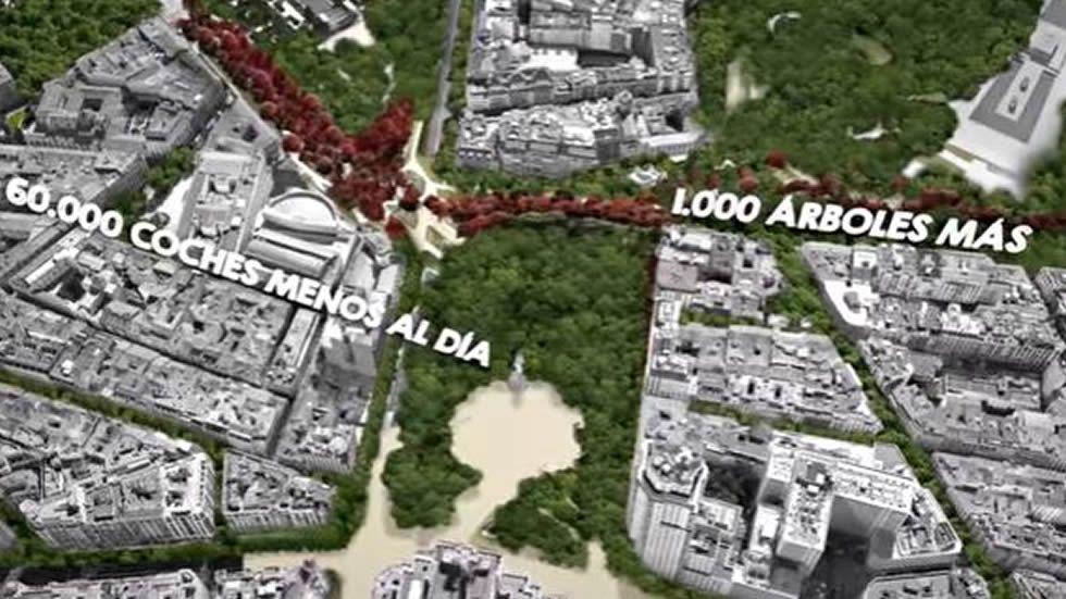 Así será la nueva Plaza de España de Madrid.