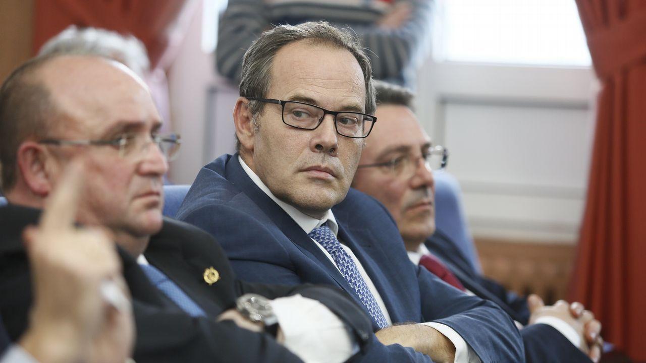 Rafael Centenera desgranó los cambios que habrá en la gestión del caladero del Cantábrico.