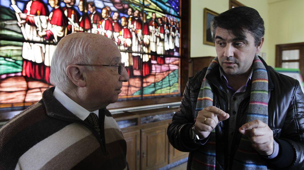 Las curiosas preguntas del Papa a Ronaldinho.El Dúo de Salzburgo actúa hoy en Vigo en el ciclo de la Sociedad Filarmónica.