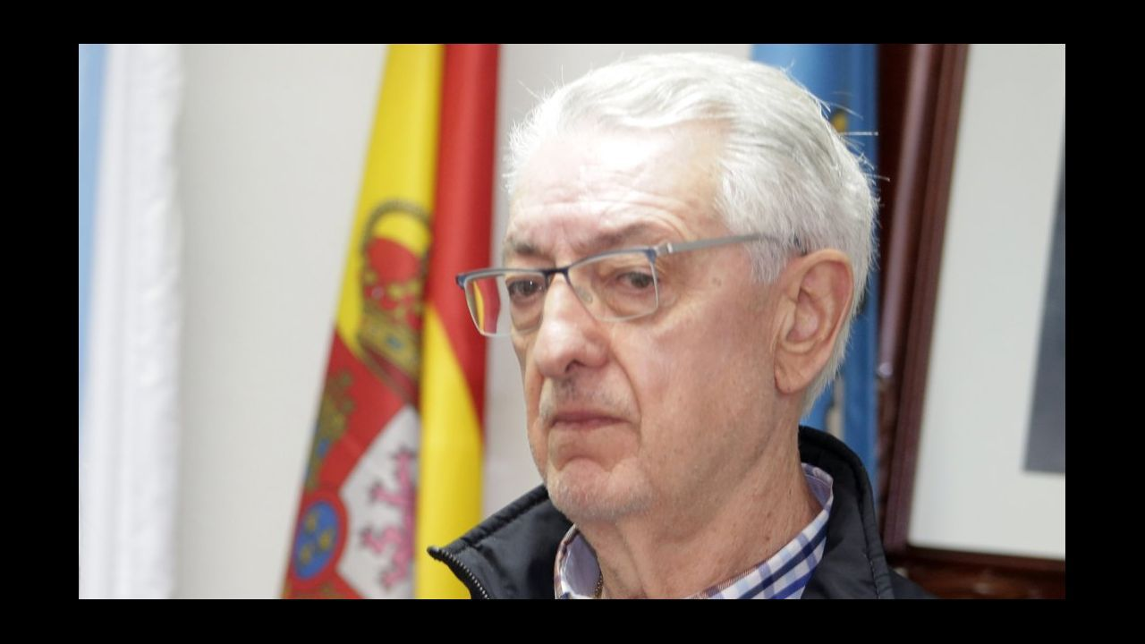 Beiras acudió a la presentación de la candidatura de Marea Cidadá de Noia, que figura como afín a En Marea en su web