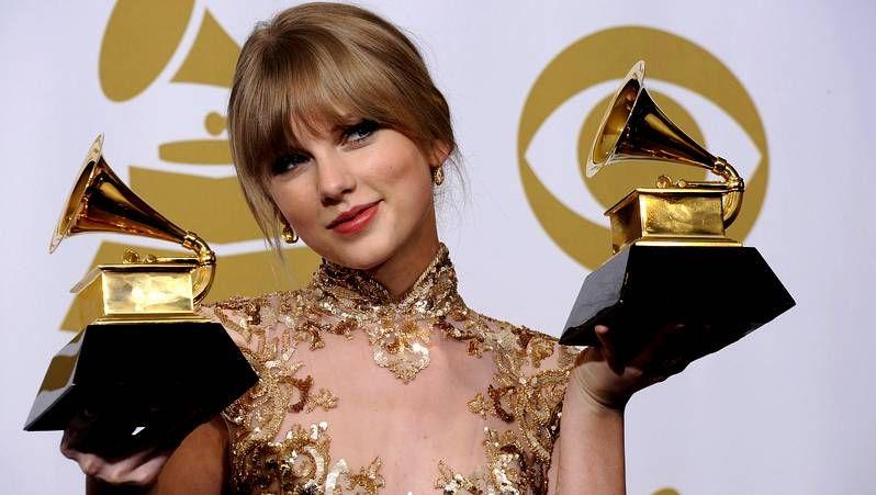 Adele, la gran triunfadora de los Grammy