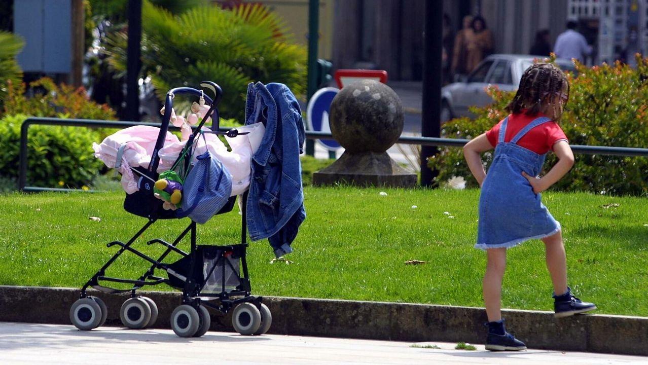 En este lugar de Galicia nace un niño cada día...