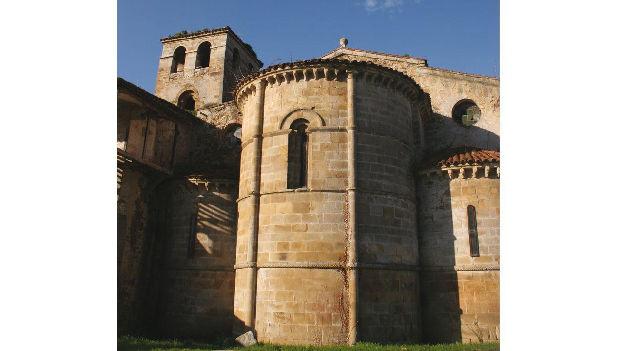 Monasterio de Cornellana