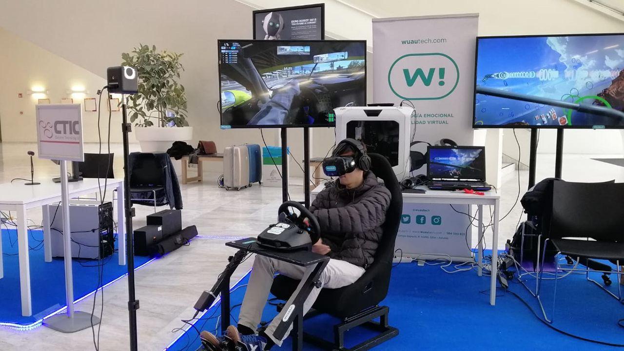 Realidad virtual de Wuau! Desgin