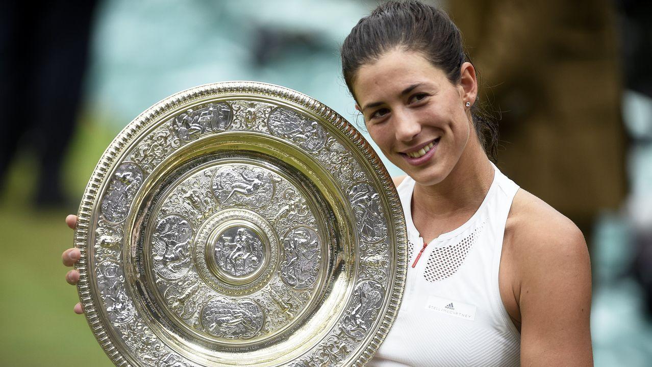 Garbiñe se trae el segundo Wimbledom femenino para España tras derrotar a Venus Williams en la final.