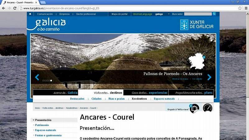 Protesta contra la banca en Pontevedra.El taller L-emos! escribió sobre la Muralla de Lugo.