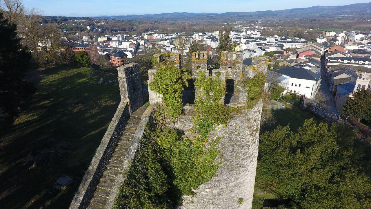 Fortaleza de Sarria