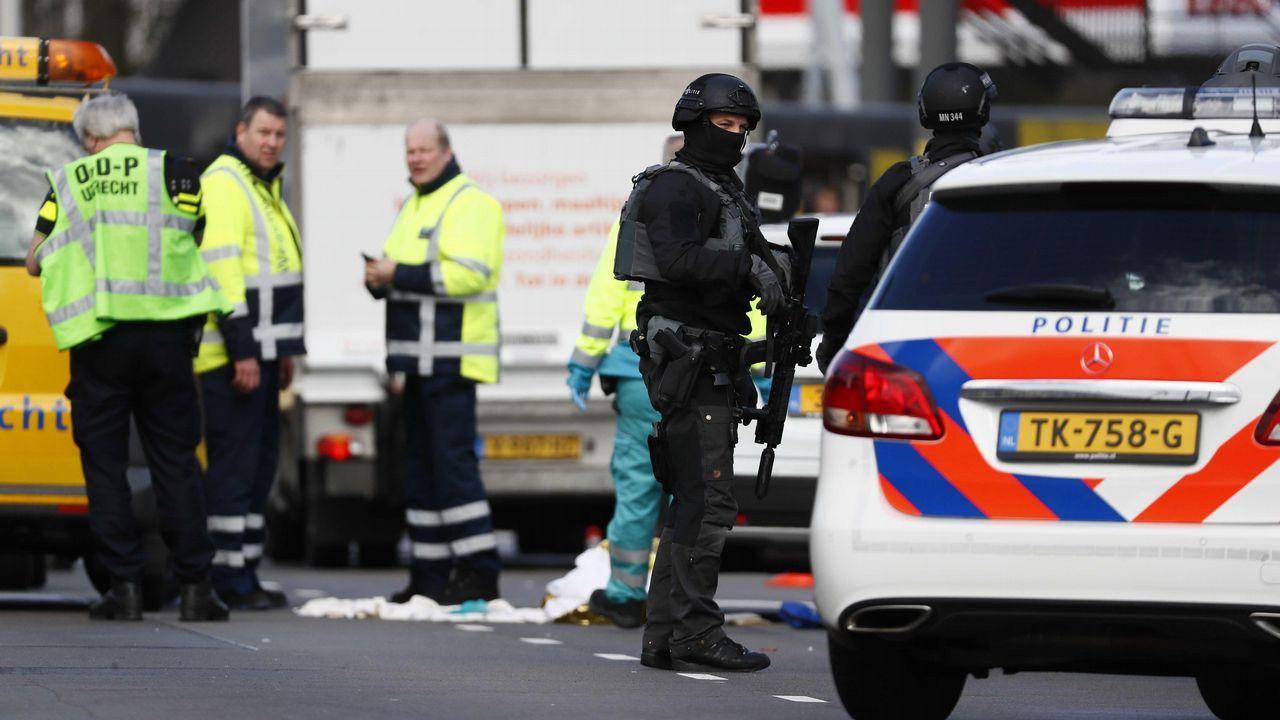 Ataque «potencialmente terrorista» en la ciudad holandesa de Utrecht.El escritor Antonio Muñoz Molina presentó su nueva novela «Tus pasos en la escalera», en la que construye una trama de suspense psicológico ambientada en un tranquilo barrio de Lisboa
