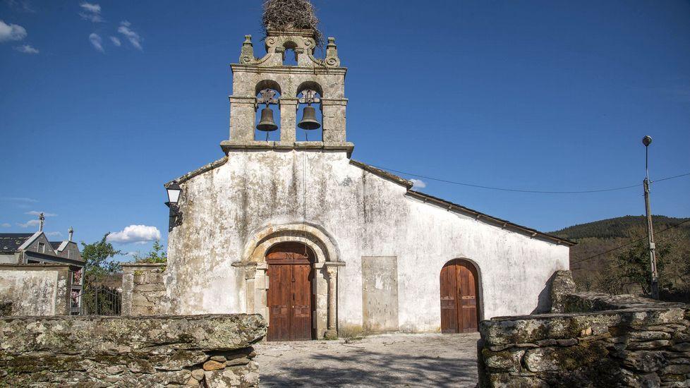 Iglesia parroquial de Santa María da Parte