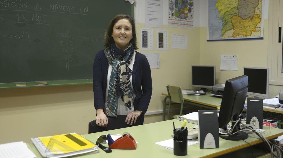 La carrocera ourensana Unvi prepara a alumnos de la Formación Profesional dual.