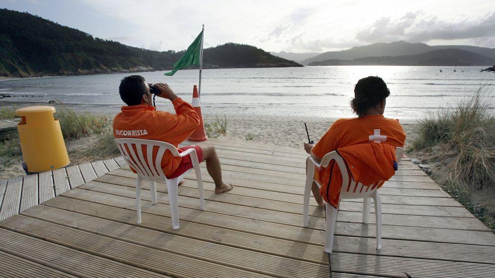 Ortigueira. Playa de A Concha