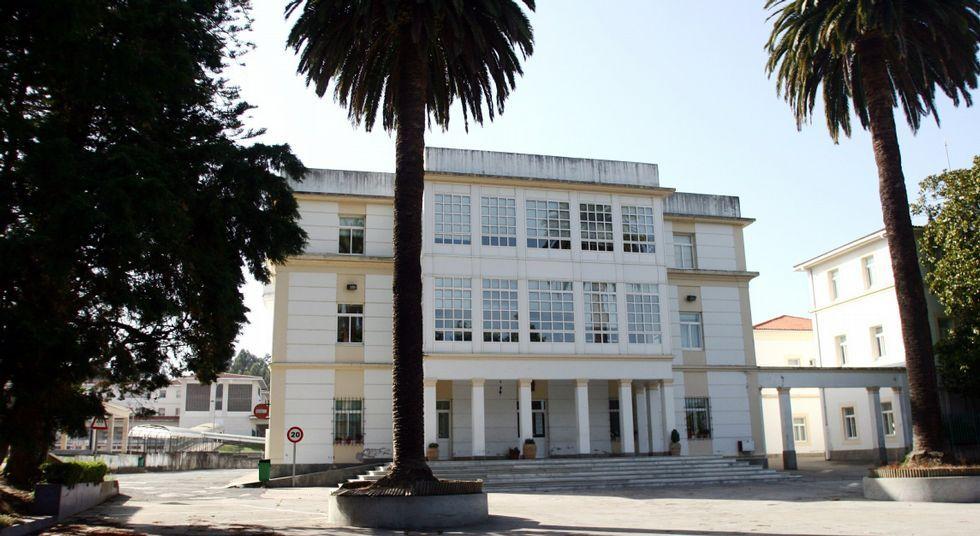 El centro escolar dependía hasta hace nueve años del Instituto Social de la Marina.