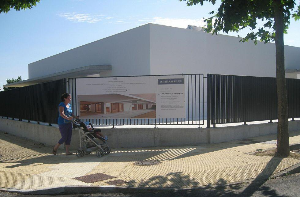 Las obras de la escuela finalizaron en verano y en los últimos meses se avanzó con los trámites.